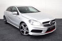 2012 MERCEDES-BENZ A CLASS 2.0 A250 BLUEEFFICIENCY ENGINEERED BY AMG 5d AUTO 211 BHP £16500.00
