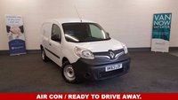 USED 2013 63 RENAULT KANGOO 1.5 DCI ML19  Air Con, Bluetooth/AUX/USB/MP3, One Owner  **Drive Away Today** Over The Phone Low Rate Finance Available