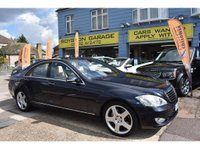 2008 MERCEDES-BENZ S CLASS 5.5 S500 7G-Tronic 4dr £SOLD