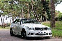 2010 MERCEDES-BENZ C CLASS C250 CDI BLUEEFFICIENCY SPORT AUTO 204 BHP £12495.00