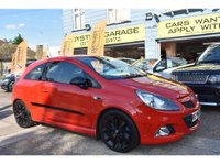 USED 2010 60 VAUXHALL CORSA 1.6 i 16v VXR VXRacing 3dr THE CAR FINANCE SPECIALIST