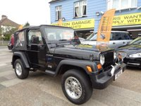1997 JEEP WRANGLER 2.5 Sport Hard Top 4x4 3dr £8000.00