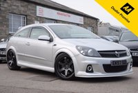 USED 2007 57 VAUXHALL ASTRA 2.0 VXR 3d 454 BHP