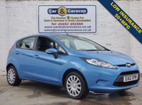 USED 2012 12 FORD FIESTA 1.2 EDGE 5d 81 BHP Low Insurance Low Mileage 0% Deposit Finance Available