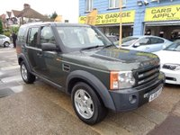 USED 2006 06 LAND ROVER DISCOVERY 3 2.7 TD V6 S 5dr THE CAR FINANCE SPECIALIST