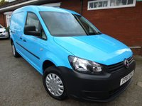 USED 2011 61 VOLKSWAGEN CADDY MAXI 1.6 C20 TDI 1d 101 BHP Air Conditioned, Good Spec & New Cam Belt 4 Services In 30,000 Miles & and a New Cam Belt Included In The Price 2 x Keys