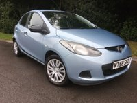 USED 2009 58 MAZDA 2 1.3 TS 5d 74 BHP * Insurance Group 3 *