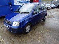 2008 FIAT PANDA 1.2 DYNAMIC 5d 59 BHP £1995.00