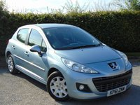 USED 2012 61 PEUGEOT 207 1.4 ACTIVE 5d * 128 POINT AA INSPECTED * 12 MONTHS AA BREAKDOWN COVER *