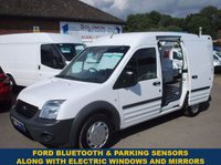 2011 FORD TRANSIT CONNECT T230 LWB DIRECT FROM THE NATIONAL GRID WITH HISTORY £4445.00