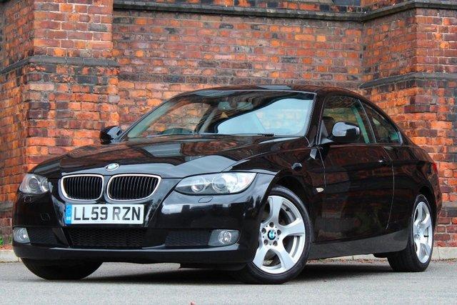 2009 59 BMW 3 SERIES 2.0 320d SE 2dr