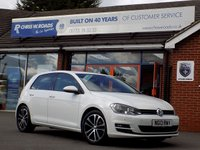 USED 2013 13 VOLKSWAGEN GOLF 1.4 TSi GT ACT BLUEMOTION TECHNOLOGY DSG 5dr AUTO (140)