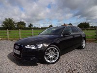 USED 2013 63 AUDI A6 3.0 AVANT TDI SE 5d 204 BHP RARE CAR - BE QUICK TO AVOID DISAPPOINTMENT - DEMO + 1 OWNER