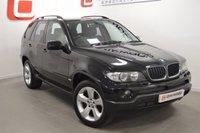 USED 2006 06 BMW X5 3.0 D SPORT 5d AUTO 215 BHP *LOW MILES* BELOW AVERAGE MILES