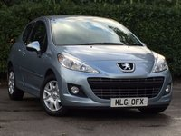 USED 2011 61 PEUGEOT 207 1.4 HDI ACTIVE 3d 68 BHP