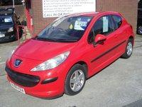 2006 PEUGEOT 207 1.4 S 3d 88 BHP £2295.00