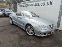2007 MERCEDES-BENZ SL 3.5 SL350 2d AUTO 272 BHP £13995.00