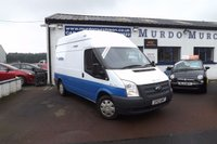 USED 2012 12 FORD TRANSIT 2.2 280 H/R 1d 99 BHP