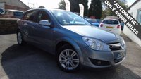2009 VAUXHALL ASTRA 1.8 DESIGN 5d AUTO 138 BHP Excellent condition throughout £2195.00