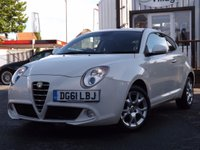 USED 2011 61 ALFA ROMEO MITO 1.4 8V SPRINT 3d 78 BHP STUNNING EXAMPLE MUST BE SEEN