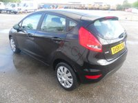 USED 2009 59 FORD FIESTA 1.4 EDGE TDCI 5d 68 BHP