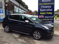 USED 2014 63 PEUGEOT 3008 1.6 HDI ACTIVE 5d 115 BHP, 46000 miles *****FINANCE AVAILABLE APPLY ONLINE******