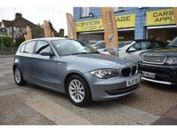 2007 BMW 1 SERIES 2.0 120d SE 5dr £3999.00