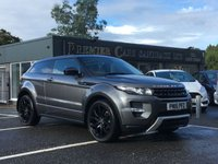 USED 2015 15 LAND ROVER RANGE ROVER EVOQUE 2.2 SD4 DYNAMIC 3d AUTO 190 BHP