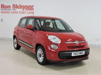 USED 2013 13 FIAT 500L 1.4 POP STAR 5d 95 BHP