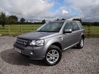 USED 2013 13 LAND ROVER FREELANDER 2.2 SD4 XS 5d AUTO 190 BHP Excellent Specification Car With The Higher Power SD4 190BHP Engine