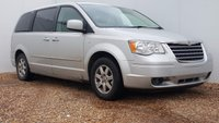 USED 2009 09 CHRYSLER GRAND VOYAGER 2.8 CRD TOURING 5d AUTO 161 BHP