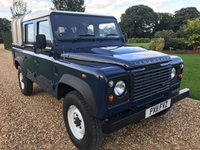 USED 2011 11 LAND ROVER DEFENDER 2.4 110 TD DCB 1d 121 BHP