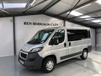 USED 2014 64 PEUGEOT BOXER UTAH 2.2 HDI 110 BHP CAMPER VAN GM COACH WORK CONVERSION  ONLY 4000 MILES