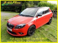 2010 SKODA FABIA 1.4 VRS DSG 5d AUTO 180 BHP £5500.00