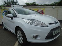 USED 2010 10 FORD FIESTA 1.2 ZETEC 3d 81 BHP GUARANTEED TO BEAT ANY 'WE BUY ANY CAR' VALUATION ON YOUR PART EXCHANGE