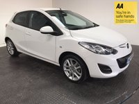 USED 2014 14 MAZDA 2 1.5 TAMURA ACTIVEMATIC 5d AUTO 101 BHP FSH-1 OWNER-LOW MILEAGE-ISOFIX-A/C