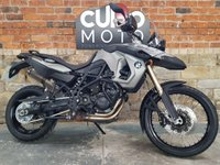 USED 2009 09 BMW F 800 GS ABS Nice example