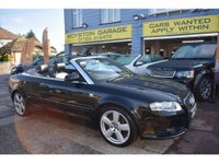 2009 AUDI A4 2.0 TDI Final Edition Cabriolet Multitronic 2dr £7999.00