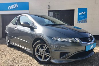 2011 HONDA CIVIC 1.3 I-VTEC TYPE S 3d  £6295.00