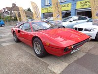 USED 1980 FERRARI 308 2.9 2dr LOW MILES DRY STATE LHD IMPORT