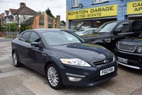 2012 FORD MONDEO 1.6 TD ECO Zetec Business 5dr (start/stop) £SOLD