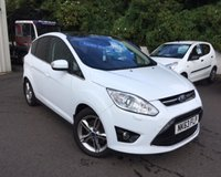 USED 2013 63 FORD C-MAX 2.0 TITANIUM X TDCI 5d 161 BHP 2.0 TDCI  WITH HUGE SPECIFICATION
