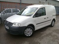 2007 VOLKSWAGEN CADDY}