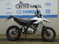 2011 YAMAHA WR 125 X