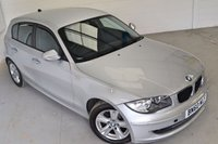 USED 2010 60 BMW 1 SERIES 2.0 118D SE 5d 141 BHP