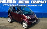 2006 SMART FORTWO 0.7 TRUESTYLE 2d AUTO 61 BHP £1499.00