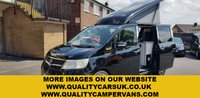 USED 2006 06 NISSAN SERENA 2.0 Petrol Automatic NEW CAMPER CONVERSION WITH POP TOP! FINANCE AVAILABLE