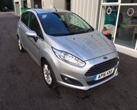 USED 2016 16 FORD FIESTA 1.25 ZETEC THIS VEHICLE IS AT SITE 1 - TO VIEW CALL US ON 01903 892224