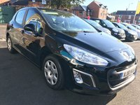 USED 2012 61 PEUGEOT 308 1.6 E-HDI ACCESS 5d AUTO 112 BHP AIR CONDITIONING!!..EXCELLENT FUEL ECONOMY!!..LOW CO2 EMISSIONS(104G/KM)..£20 ROAD TAX..FULL PEUGEOT SERVICE HISTORY..ONLY 17058 MILES FROM NEW!!