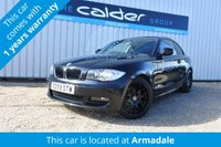 USED 2009 59 BMW 1 SERIES 2.0 118D SPORT 2d 141 BHP